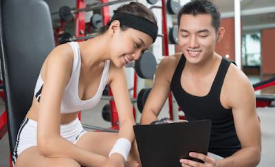 Gerakan Fitnes Yang Cocok Untuk Wanita