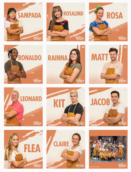 Great Pottery Throwdown Season 3 : great, pottery, throwdown, season, MAKING, MARK:, Third, Series, Great, Pottery, Throw, Channel