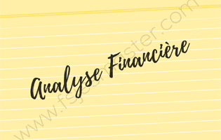 Cours ISCAE d'Analyse Financière et Trésorerie