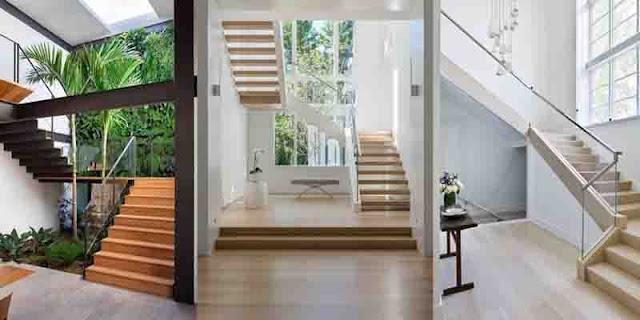 Harga papan tangga kayu jati dan kayu merbau menambah nilai keindahan