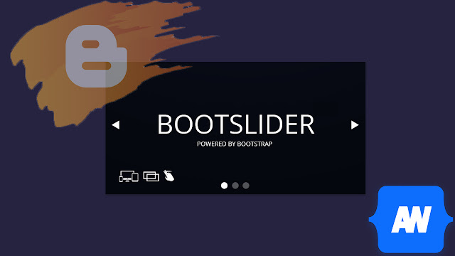 Blogger Popular Posts Bootstrap Carousel