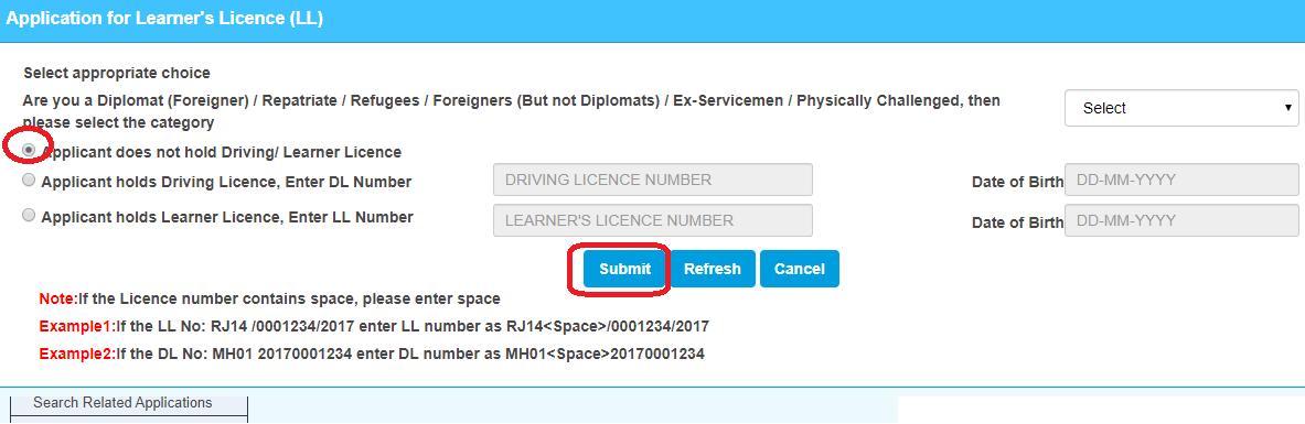 New DL Application steps 3