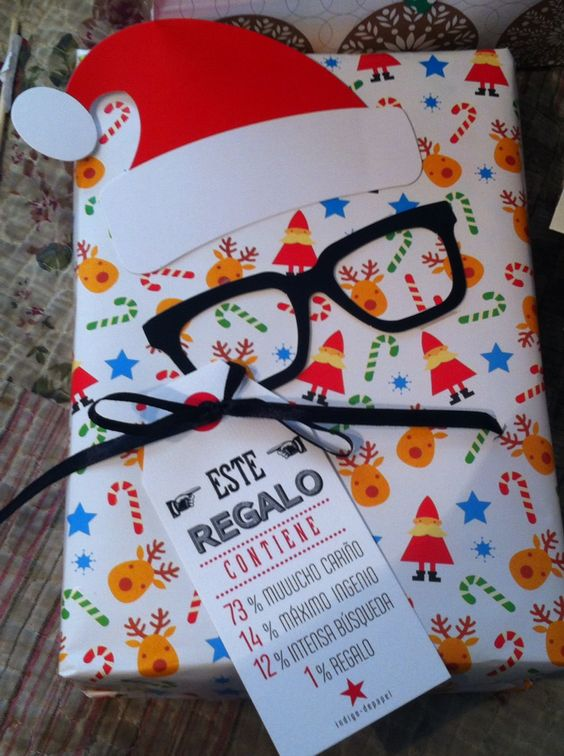 ideas fciles y baratas de regalos de navidad libro