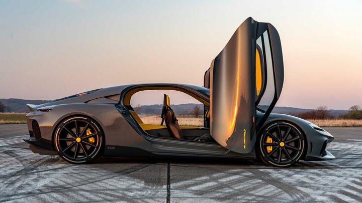 Lận đận như siêu xe Koenigsegg Gemera: Ra mắt hụt xong giờ chiếc đầu tiên xuất xưởng lại được rao bán bởi đại lý… McLaren - Ảnh 1.
