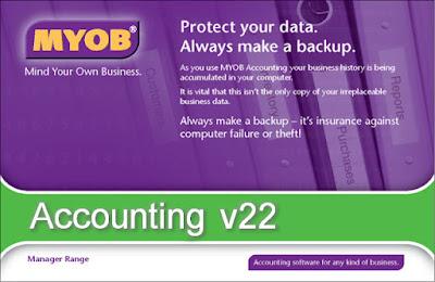 how to download older version of myob