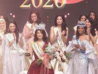 Profil Lengkap Miss Indonesia 2020 Pricilia Carla Yules