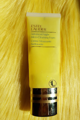 Estee Lauder Advanced Night Micro Cleansing Foam - www.modenmakeup.com