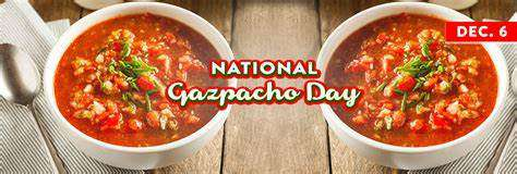 National Gazpacho Day Wishes Unique Image