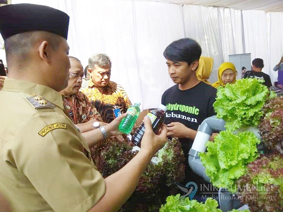 Pameran Buku dan Community Fair Digelar 7 Hari di Halaman Disarpus Kebumen