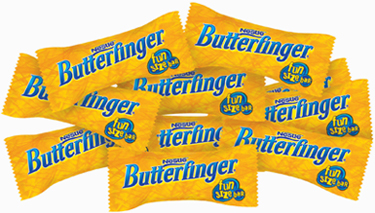 Trick or Treat: Scary Stories and Halloween Candy | El Estoque  |Butterfinger Slogan