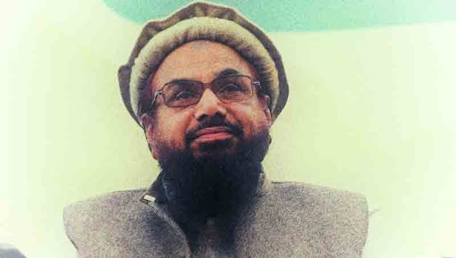 Counter-Terrorism Department arrested JuD Chief Hafiz Saeed