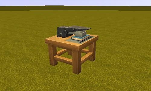 Cái bàn Bookmaking Workbench - công cụ luôn luôn phải có để đóng sách