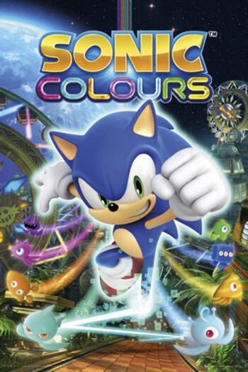 تحميل لعبة Sonic Colors Ultimate