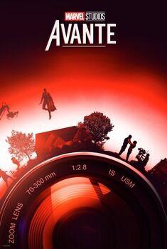 Marvel Studios Avante 1ª Temporada