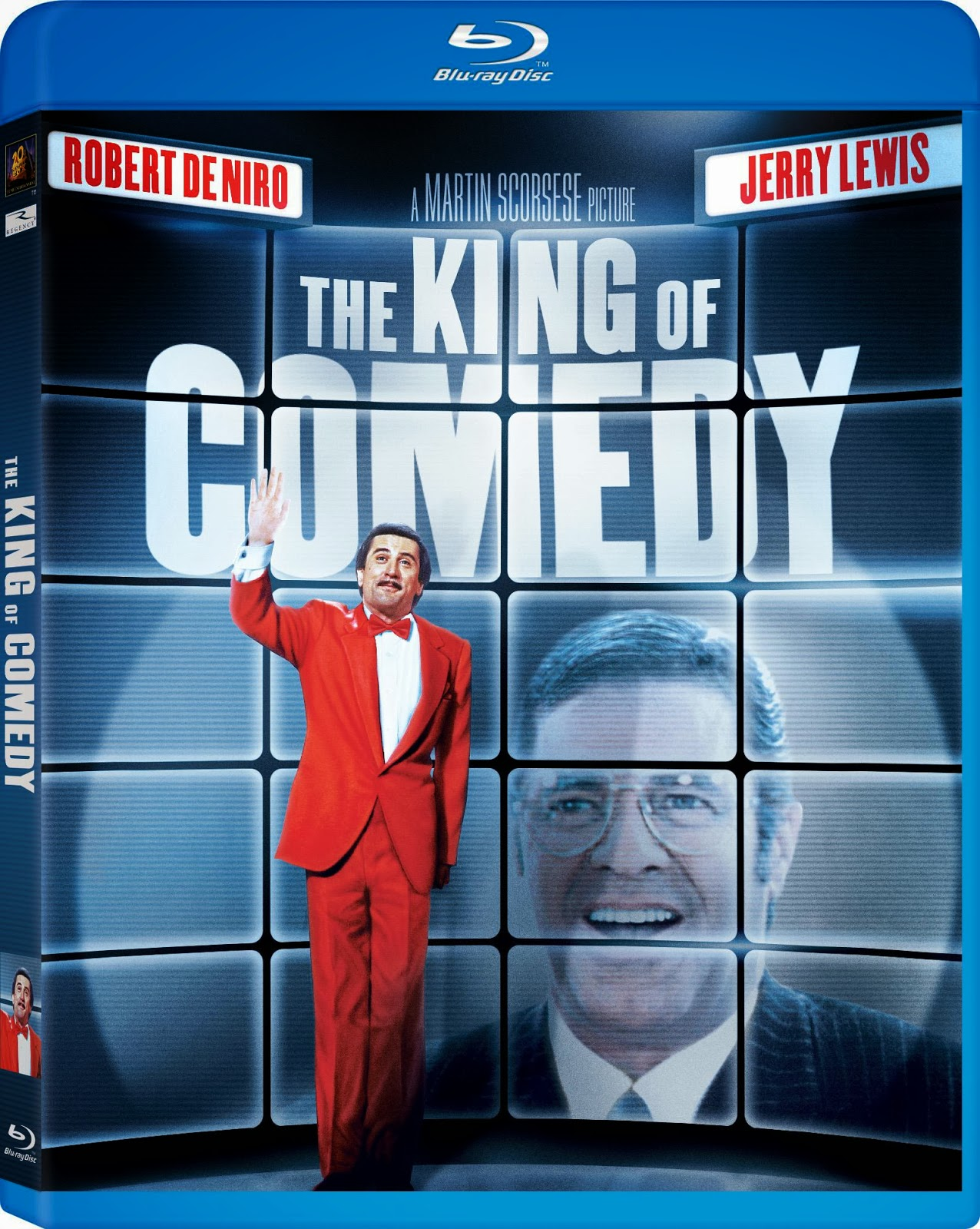 Blu-ray Review - The King of Comedy