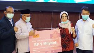 Untuk Penanganan Covid-19 Di Depok, Diana Dewi Sumbang 1 Miliar