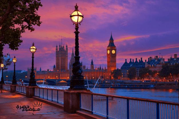 5 اماكن سياحية ستذهل عند زيارتها في لندن