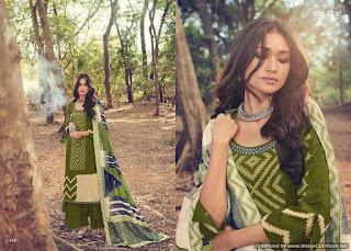 Omtex Essence Cotton lawn Suits wholesale