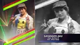 Lirik Lagu Jihan Audy - Sayangen Aku