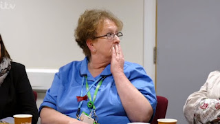 Nurse Maggie Simkiss