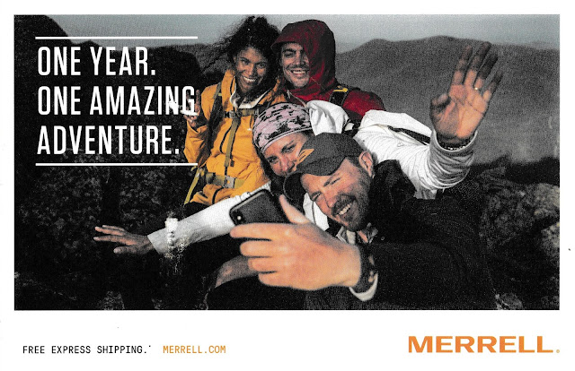 Merrell One Year Discount Offer