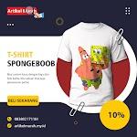 T-shirt :  Spongeboob Patrick Pree Order