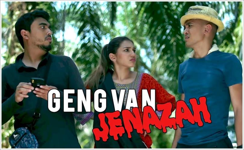 Geng Van Jenazah