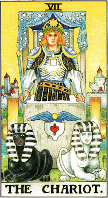 The Chariot Tarot Card Meaning- Major Arcana