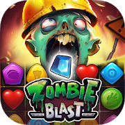 Zombie Blast – Match 3 RPG Puzzle Game v2.3 Apk Mod [Damage]