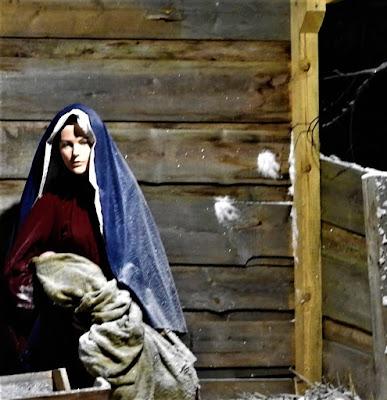 Jouluseimi, Pyhäjoki, Joulu, Maria ja lapsi