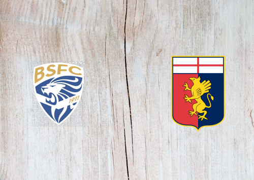 Brescia vs Genoa -Highlights 27 June 2020