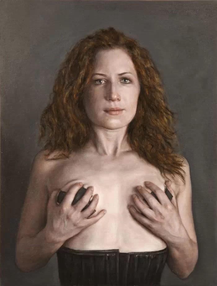 Невероятно реалистичный художник. Dan Witz