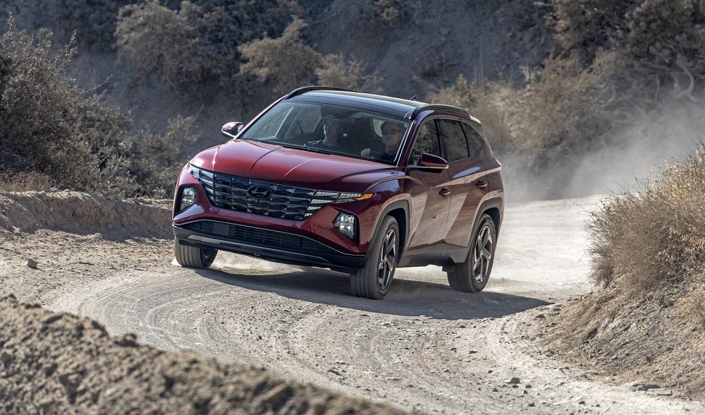5 chi tiết thiết kế đáng chú ý trên Hyundai Tucson 2022
