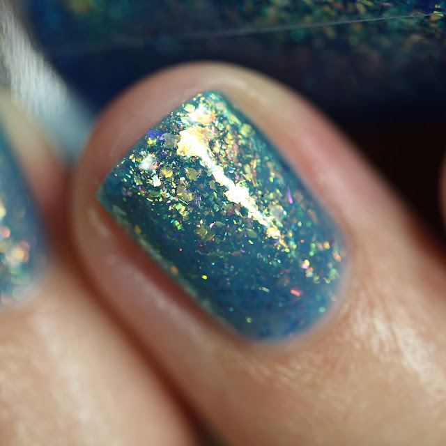 Paint It Pretty Polish I'm Not A Prize To Be Won swatch