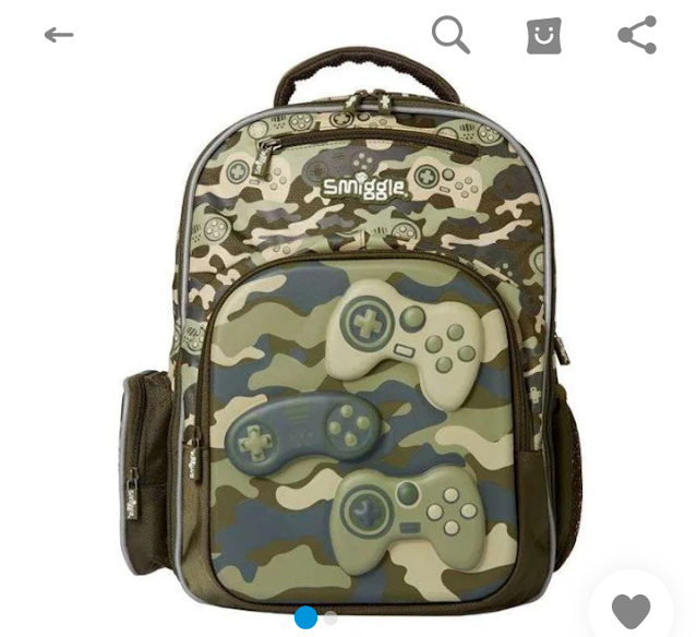 Backpack kualitas terbaik