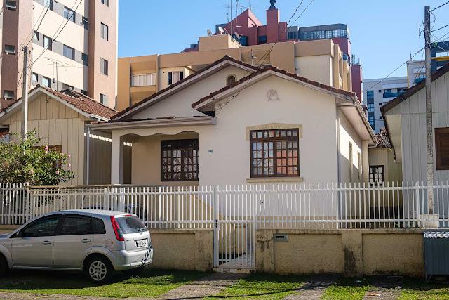 Casa na Rua Vereador Washington Mansur