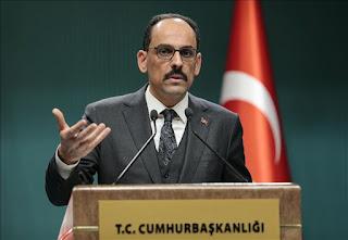 متحدث الرئاسة التركية : تركيا يمكن أن توسع عملياتها بسوريا في أي لحظة