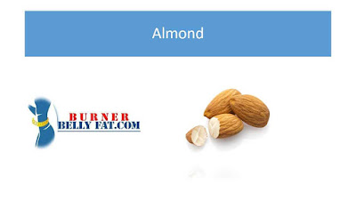Almond - Belly fat diet recipes