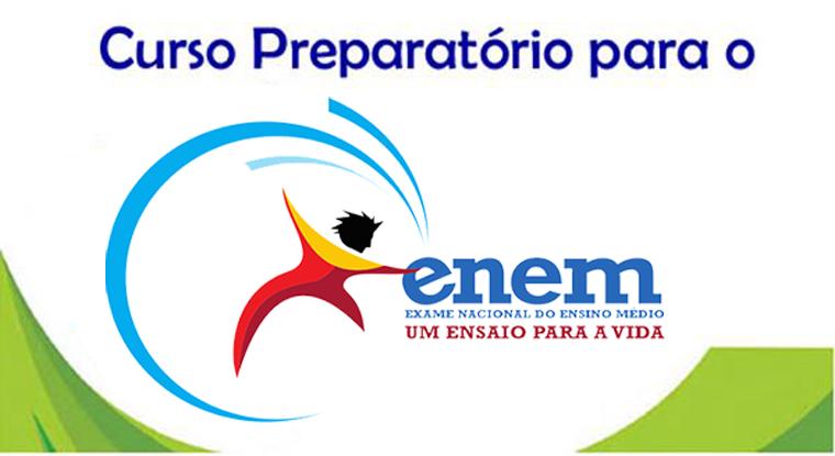 Curso de preparação para o Enem online TOTALMENTE GRATUITO