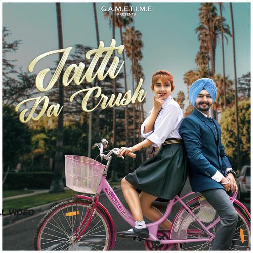 Jatti Da Crush Song lyrics | Kay Vee Singh