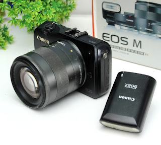Mirrorless Canon EOS M Kit