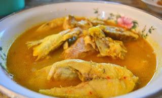 Makanan Khas Aceh Kuah Asam Pedas
