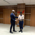 Uba bank security guard who returned missing $10,000 is honored by business mogul