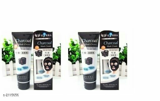 Charcoal Carbon Peel Off Face Mask