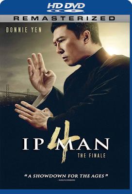 Yip Man 4 (Ip Man 4) [2020] [DVDBD R1] [Latino]