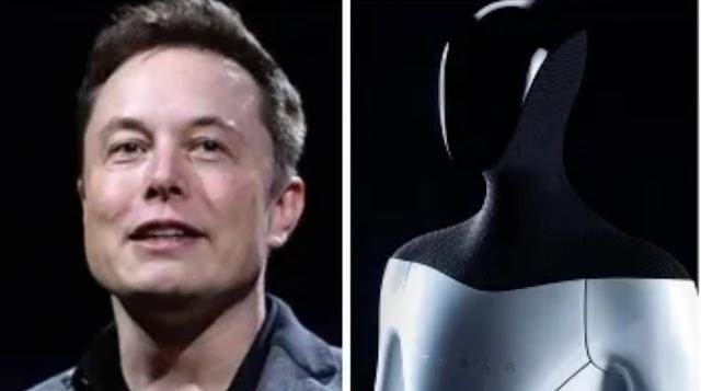 """Elon Musk planea lanzar el """"Tesla Bot"""", robot humanoide que será amistoso y hará trabajos peligros"""