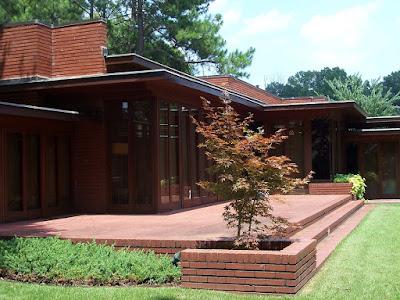architettura organica-Wright