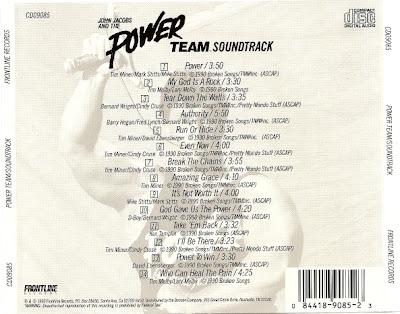 AOR Night Drive: 'Power Team' Soundtrack Movie (1990)