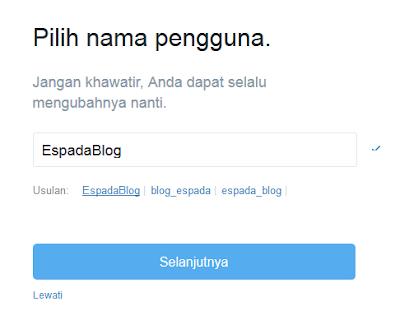 Cara Daftar dan Membuat Akun Twitter Terbaru 4