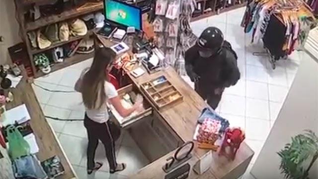 Ex-namorado de mulher baleada no rosto em São Miguel, tem mandado de prisão expedido e foge